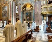 19 marzo, San Giuseppe. La prima celebrazione dopo il cantiere di restauro - IMG_8560_9bf202f138f72266e02edf9e48629c69