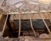 La volta crollata e il piano di calpestio della chiesa - SGF15_-_05_giugno_2020_efad7e08ba828f2becf733ad1f9644d7
