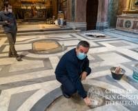FINE LAVORI per il cantiere di ricostruzione e restauro di San Giuseppe dei Falegnami - SGF15_-_23_dicembre_2020_2b9ad6b54488104f0ea2e56f00b0c323