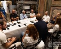 Visite illustri in cantiere: Prof. Giovanni Carbonara e Arch. Francesco Scoppola - SGF20_-_12_settembre_2019_d10d30917ca0e7f123eef1ca44cbc117