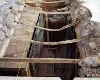 La volta crollata e il piano di calpestio della chiesa - SGF2_-_22_giugno_2020_895838eb852428aeb04bc4a21569cf5d