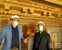 La visita di Sua Eminenza Cardinale Angelo De Donatis - SGF3_-_25_maggio_2020_bfc5cf1afc27210e3c8a234084ed1141