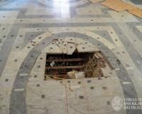 La volta crollata e il piano di calpestio della chiesa - SGF5_-_22_giugno_2020_c972c3250a9cd0e8e2775668db5759ad