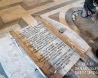 FINE LAVORI per il cantiere di ricostruzione e restauro di San Giuseppe dei Falegnami - SGF6_-_23_dicembre_2020-2_a539dbe42c41cbba6384c03e69dad1c0