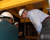 La visita in cantiere del Prof. Giovanni Carbonara - SGF_-_04_luglio_2019_-_14_6c157d803872be9ebf047cfd61953f72