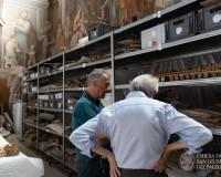 La visita in cantiere del Prof. Giovanni Carbonara - SGF_-_04_luglio_2019_-_4_657f962b06095dd87b9b0c3aa29ca90c